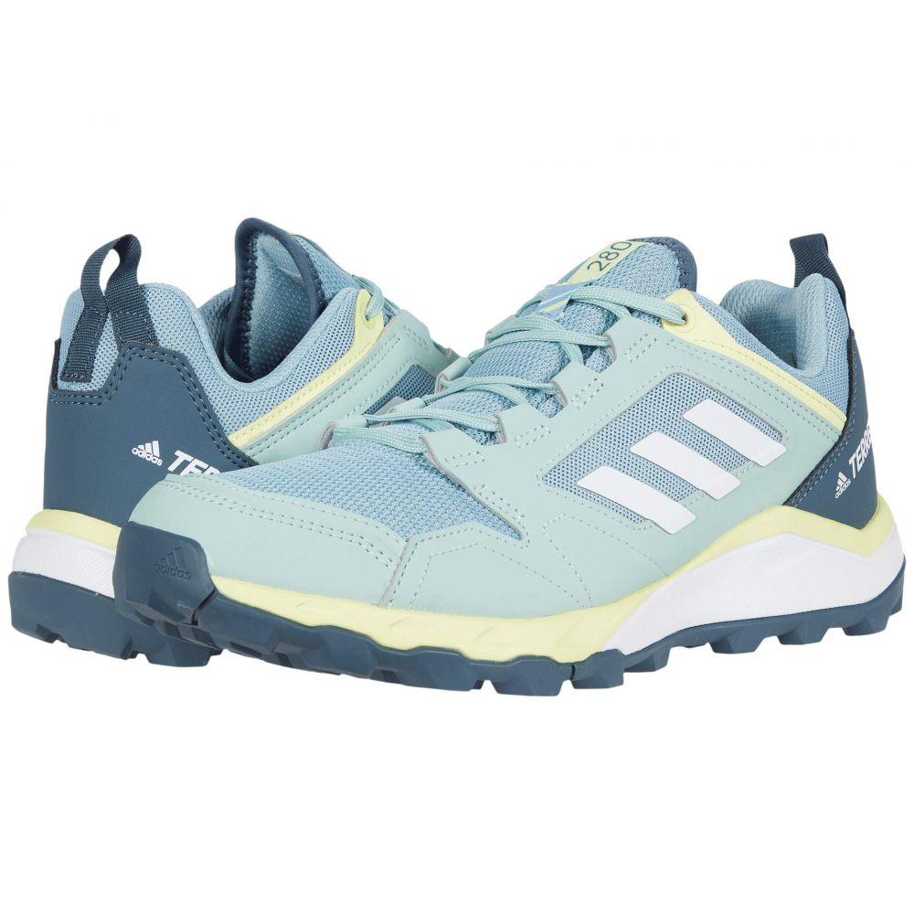 アディダス adidas Outdoor レディース ハイキング・登山 シューズ・靴【Terrex Agravic TR】Ash Grey/White/Yellow Tint