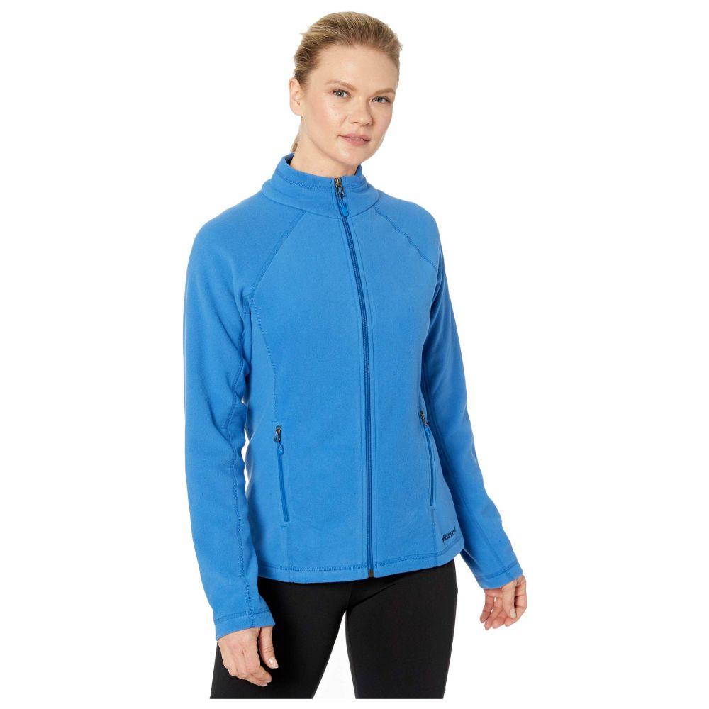 マーモット Marmot レディース ジャケット アウター【Rocklin Full Zip Jacket】Classic Blue