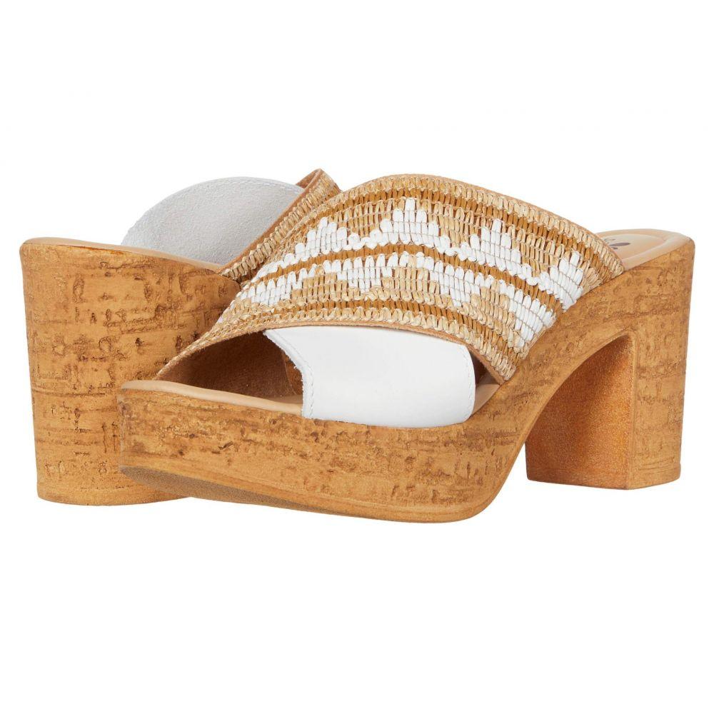 スプリングステップ Spring Step レディース サンダル・ミュール シューズ・靴【Tribeca】White Multi