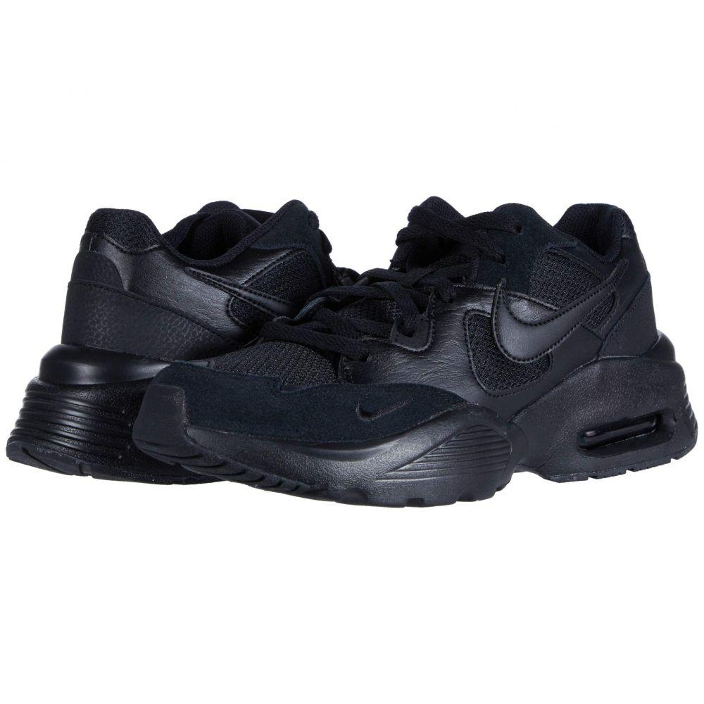 ナイキ Nike メンズ スニーカー シューズ・靴【Air Max Fusion】Black/Black/Black