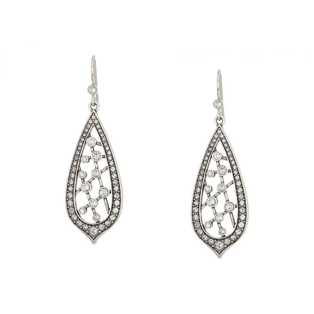 ブライトン Brighton レディース イヤリング・ピアス ドロップピアス ジュエリー・アクセサリー【Empress French Wire Drop Earrings】Crystal