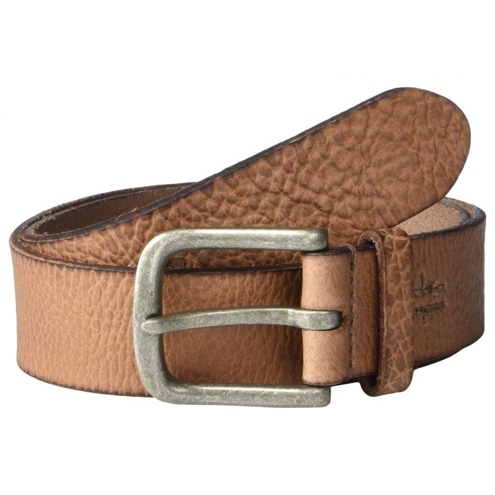 フライ Frye メンズ ベルト 【38 mm Oil Pull Up Leather】Tan
