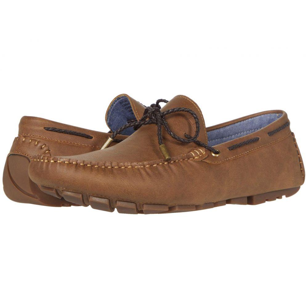 トミー ヒルフィガー Tommy Hilfiger メンズ ローファー シューズ・靴【Arias】Medium Brown