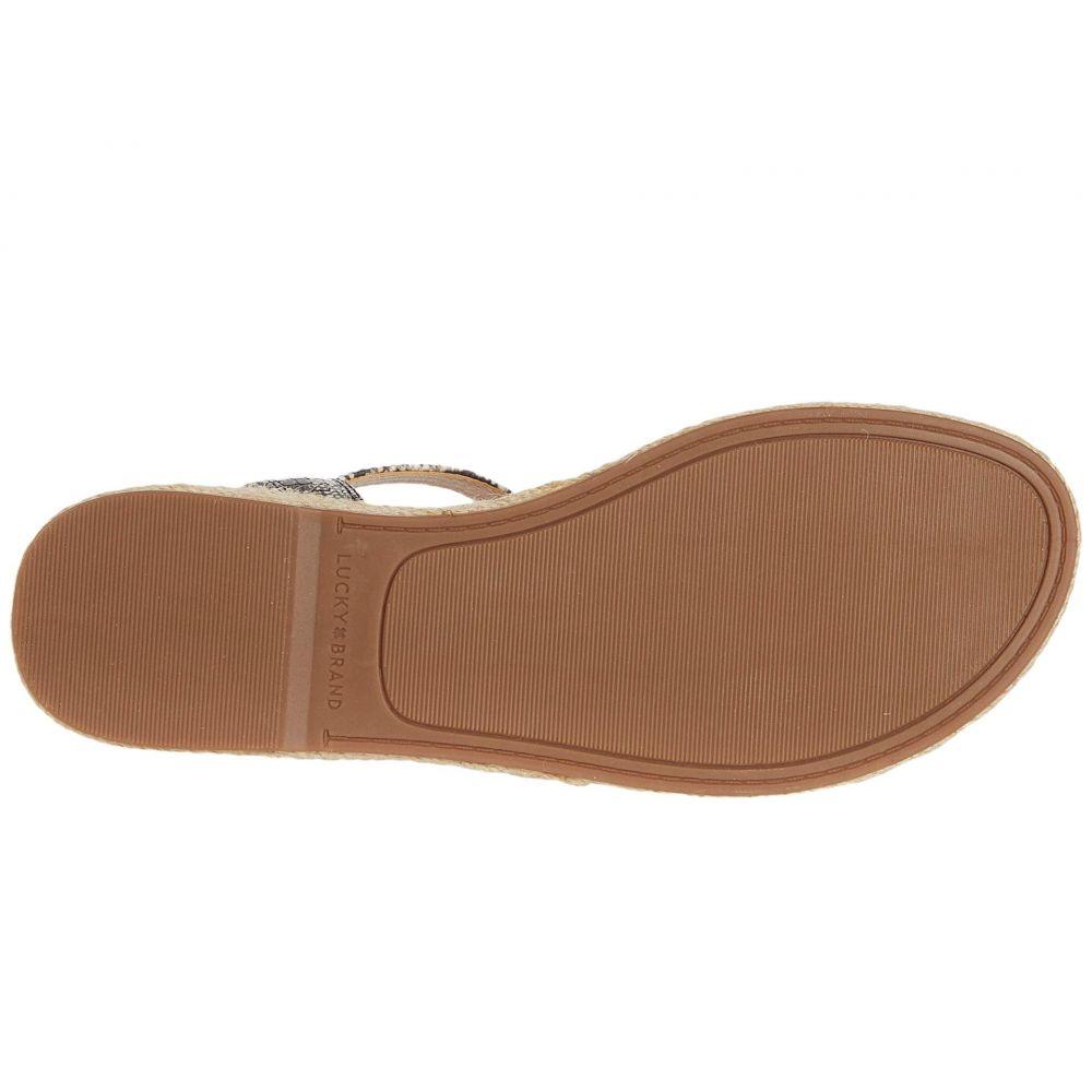 ラッキーブランド Lucky Brand レディース サンダル・ミュール シューズ・靴 Gabrien NaturalPwZTOXiku