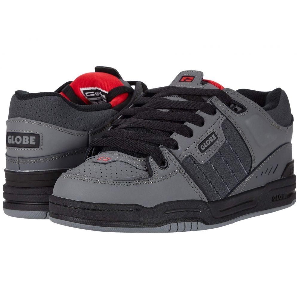 グローブ Globe メンズ スニーカー シューズ・靴【Fusion】Charcoal/Black/Lava
