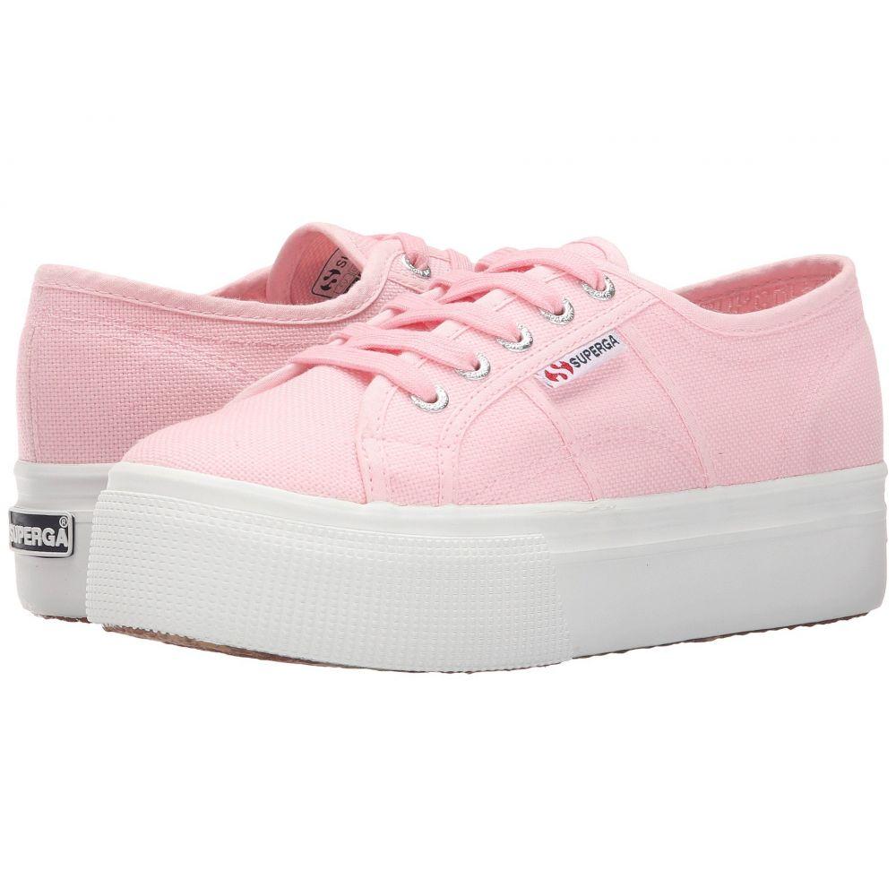 スペルガ Superga レディース スニーカー シューズ・靴【2790 Acotw Platform Sneaker】Pink