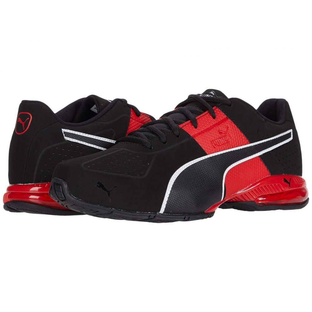 プーマ PUMA メンズ スニーカー シューズ・靴【Cell Surin 2 Matte】Black-High Risk Red