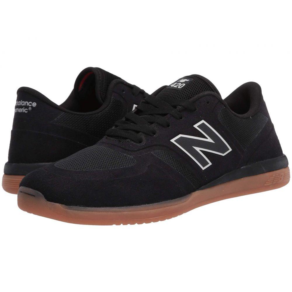ニューバランス New Balance Numeric レディース スニーカー シューズ・靴【420】Black/Gum