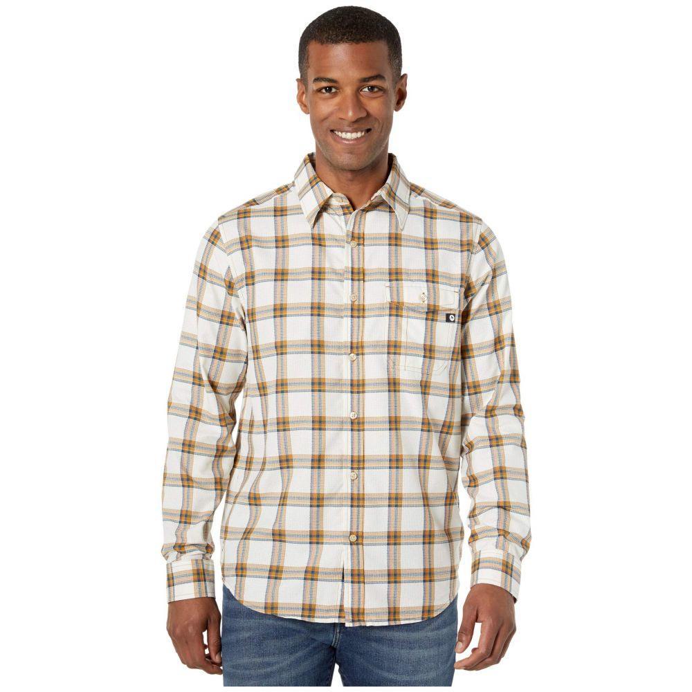 マーモット Marmot メンズ シャツ トップス【Aerofohn Long Sleeve Shirt】Scotch