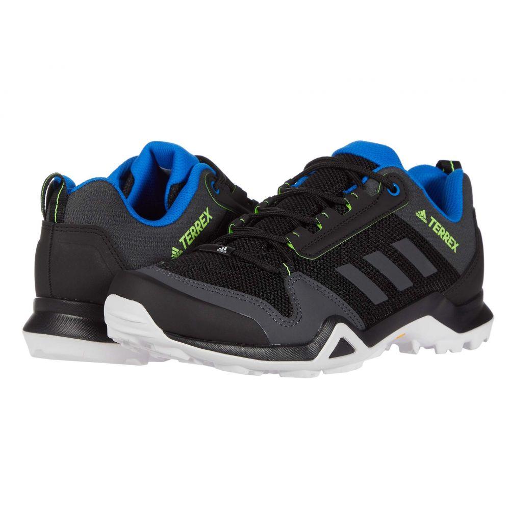 アディダス adidas Outdoor メンズ ハイキング・登山 シューズ・靴【Terrex AX3】Black/DGH Solid Grey/Signal Green