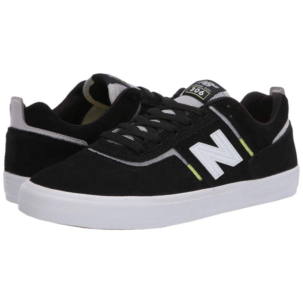 ニューバランス New Balance Numeric レディース スニーカー シューズ・靴【306】Black/White