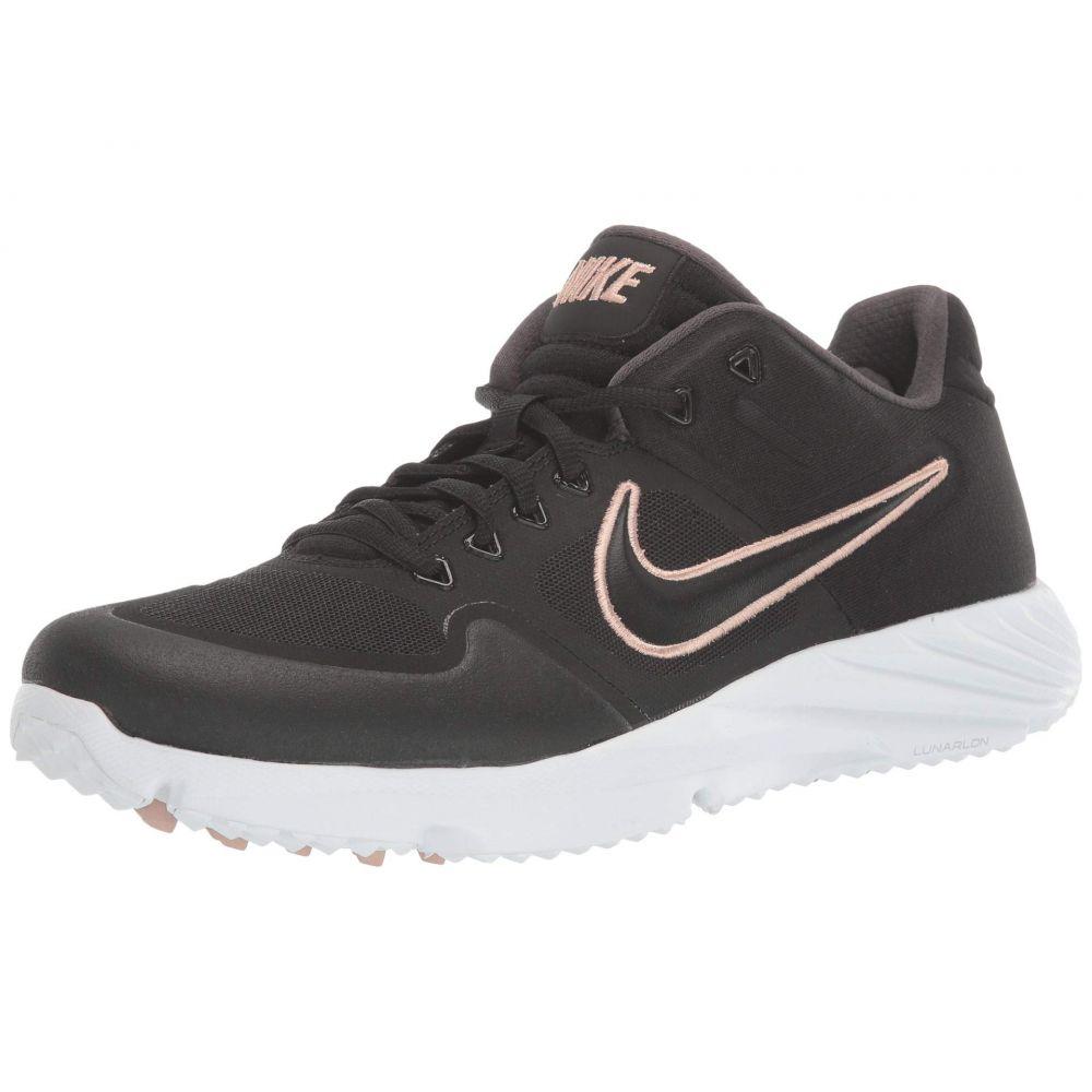 ナイキ Nike メンズ 野球 シューズ・靴【Alpha Huarache Elite 2 Turf】Black/Black/White/Thunder Grey