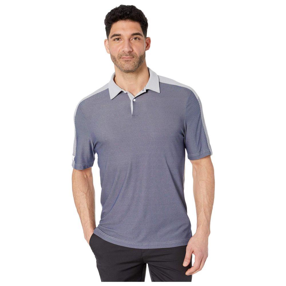アディダス adidas Golf メンズ ポロシャツ トップス【Sport Aeroready Polo Shirt】Collegiate Navy/White