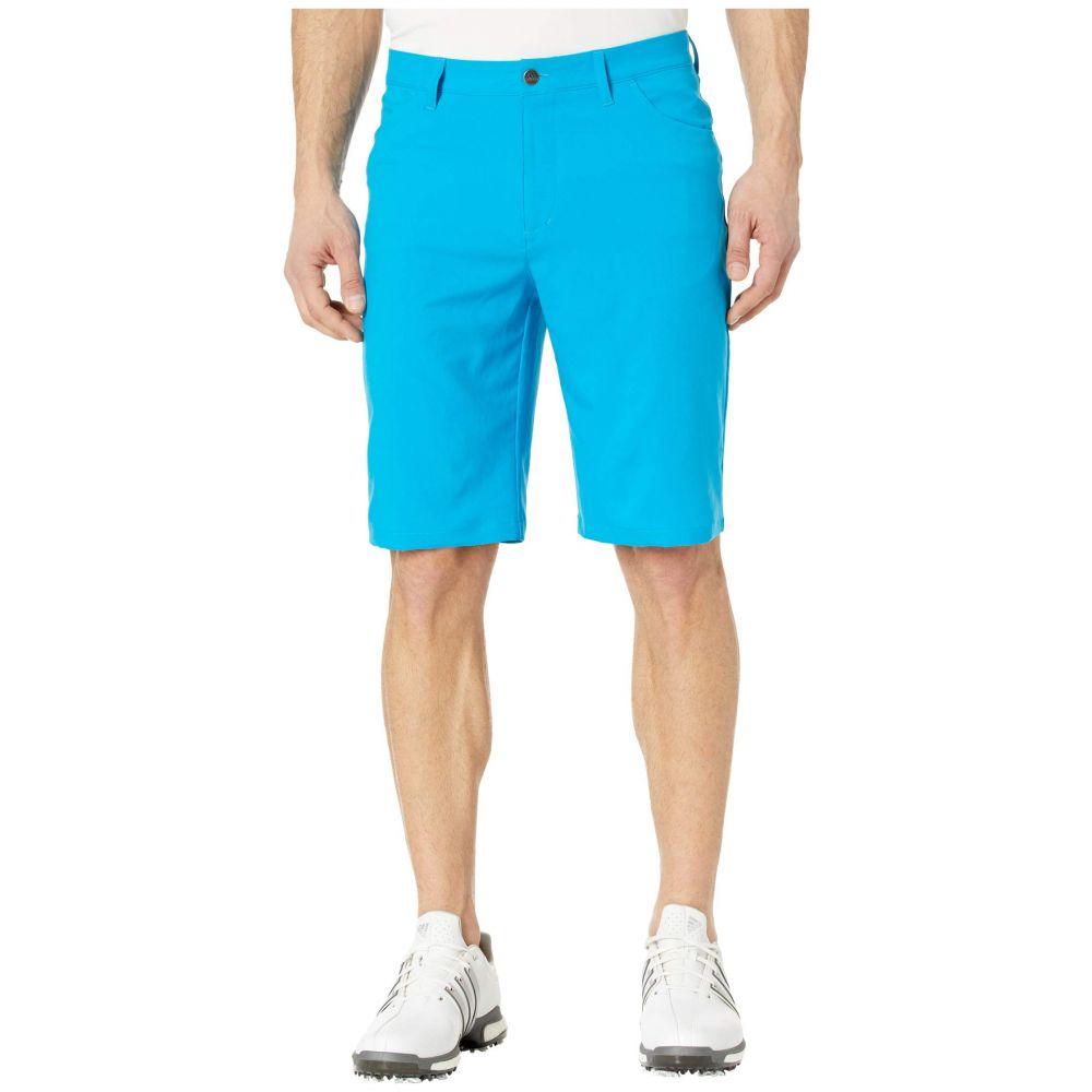 アディダス adidas Golf メンズ ショートパンツ ボトムス・パンツ【Primeblue Golf Shorts】Sharp Blue