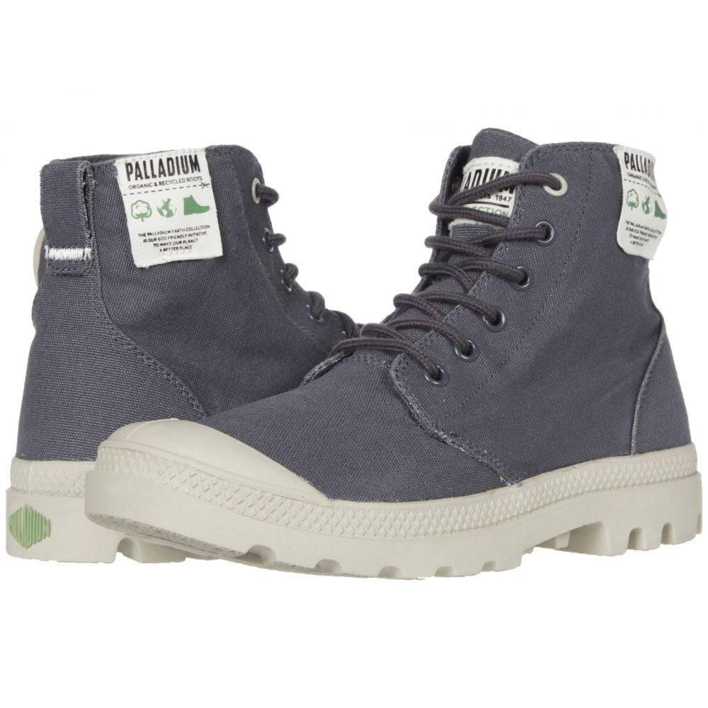 パラディウム Palladium レディース ブーツ シューズ・靴【Pampa Hi Organic】Asphalt