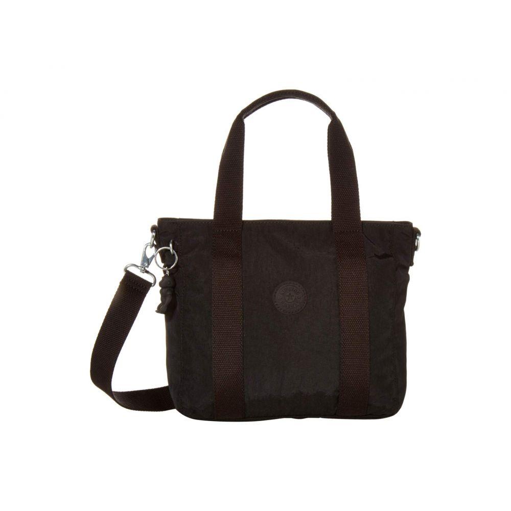 キプリング Kipling レディース トートバッグ バッグ【Asseni Mini Tote Bag】Black Noir