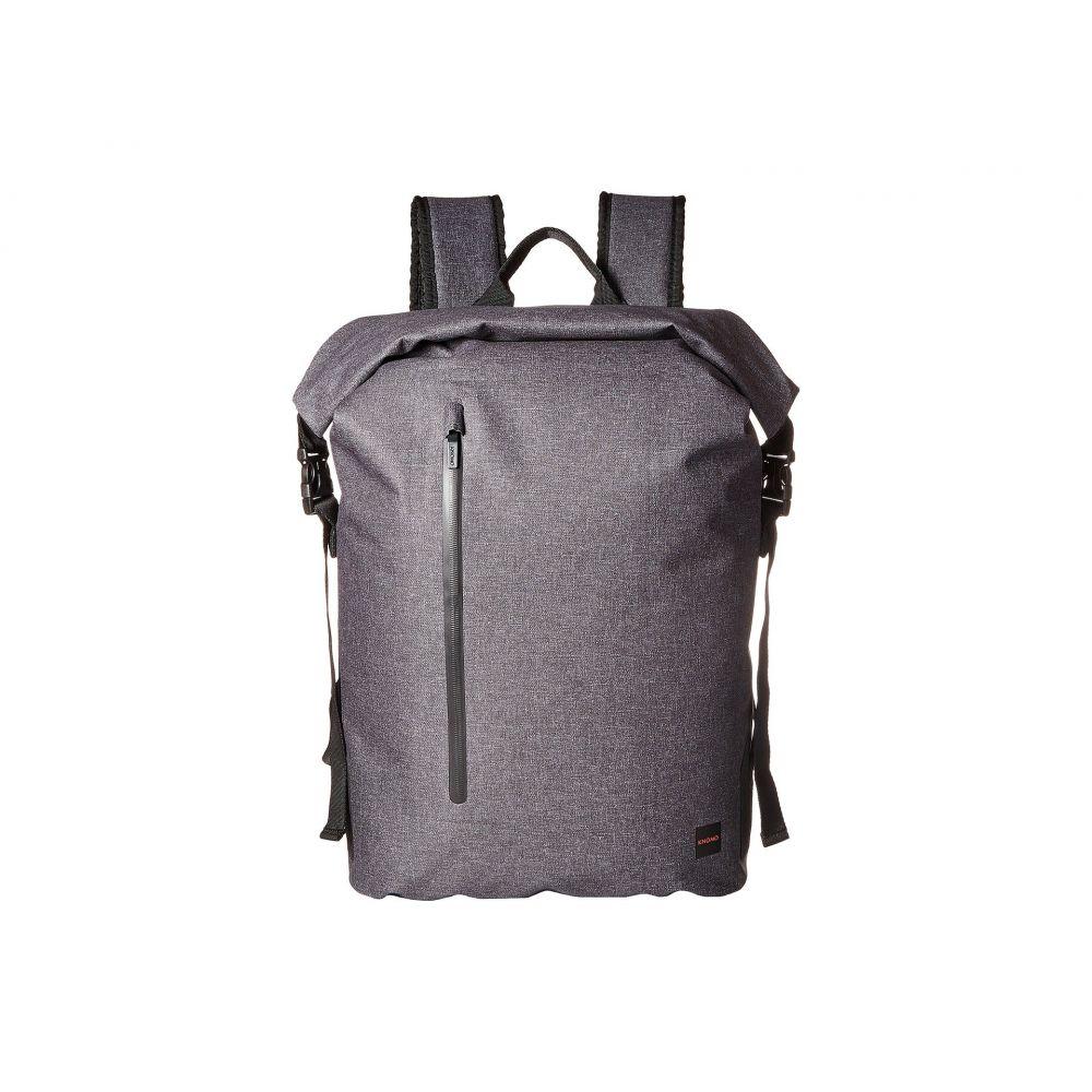 モノ KNOMO London レディース バックパック・リュック バッグ【Thames Cromwell Top Zip Backpack】Grey