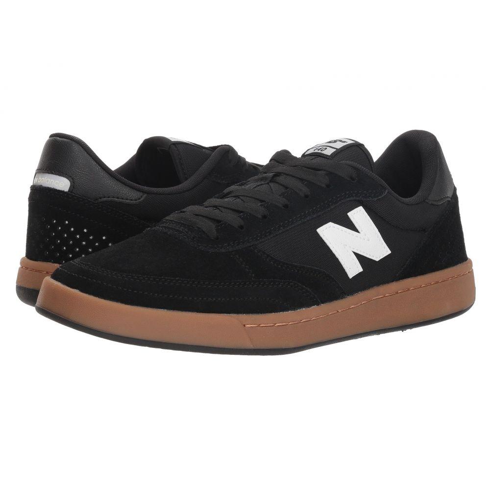 ニューバランス New Balance Numeric レディース スニーカー シューズ・靴【NM440】Black/Gum