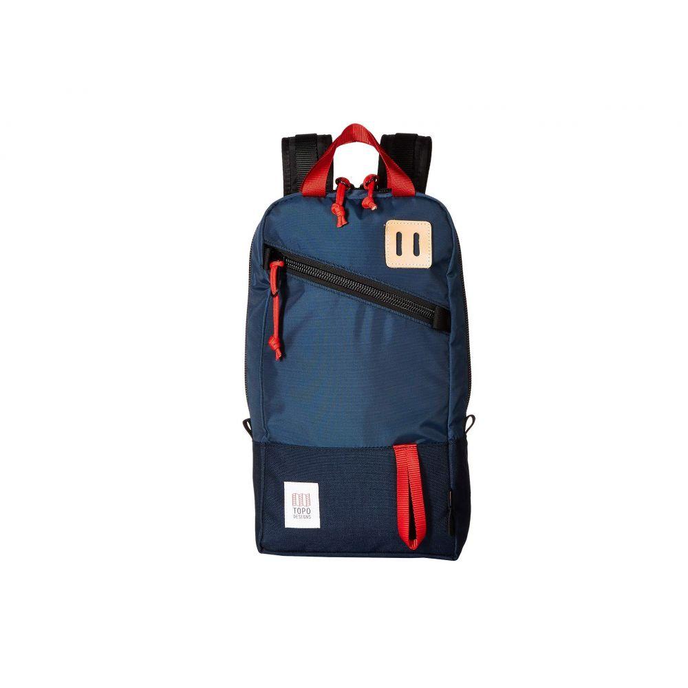 トポ デザイン Topo Designs レディース バックパック・リュック バッグ【Trip Pack】Navy