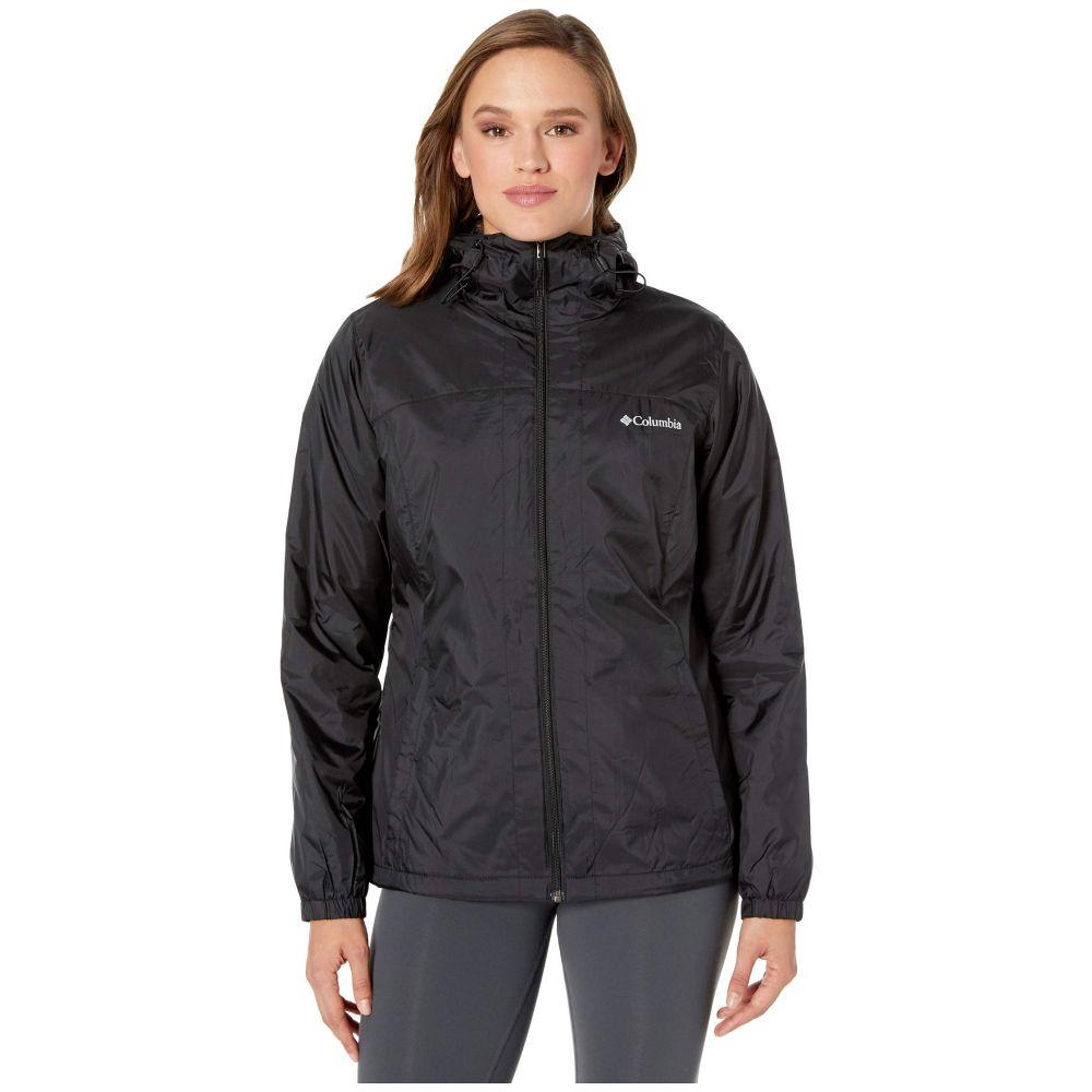 コロンビア Columbia レディース ジャケット アウター【Switchback(TM) Sherpa Lined Jacket】Black/Shark