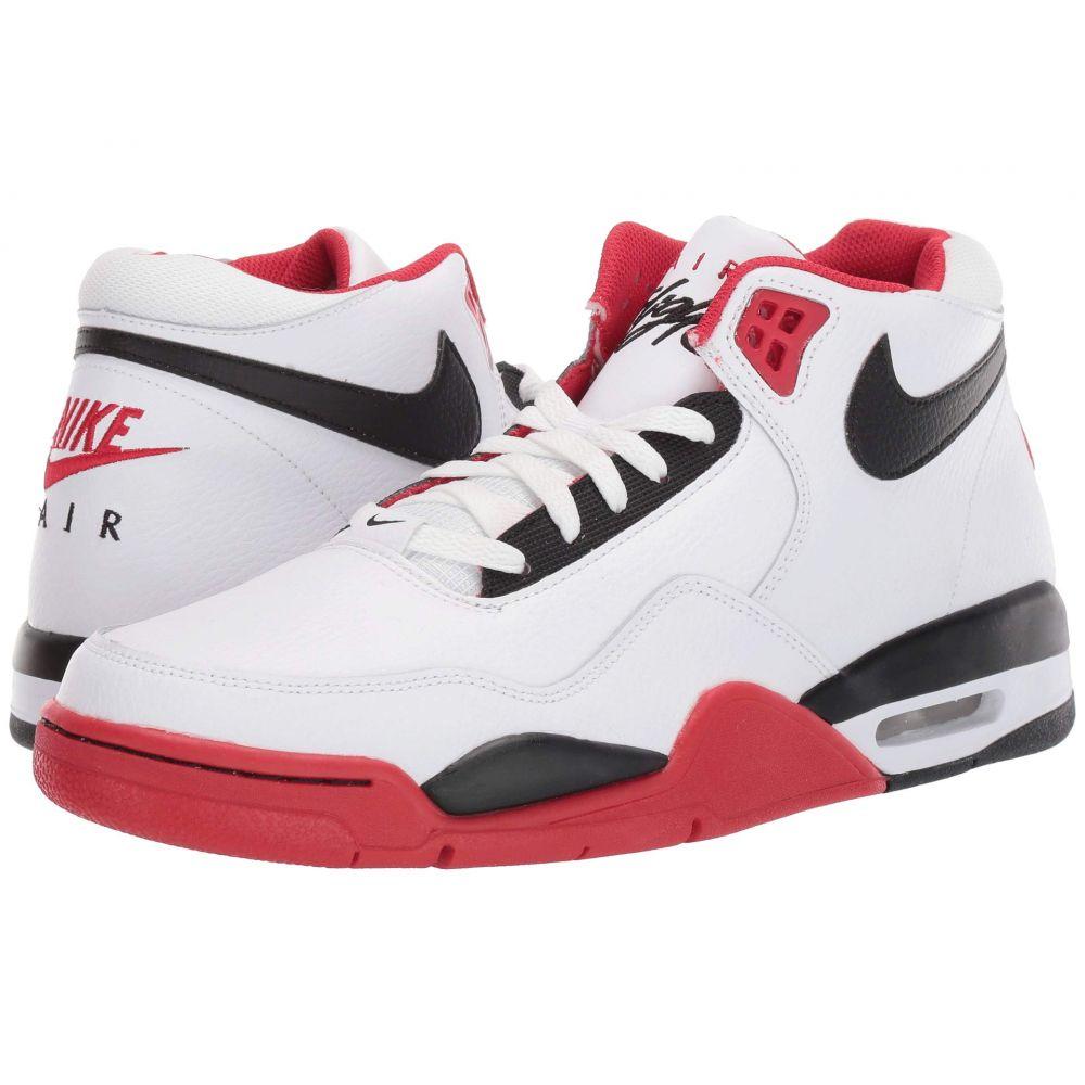 ナイキ Nike メンズ バスケットボール シューズ・靴【Flight Legacy】White/Black/University Red