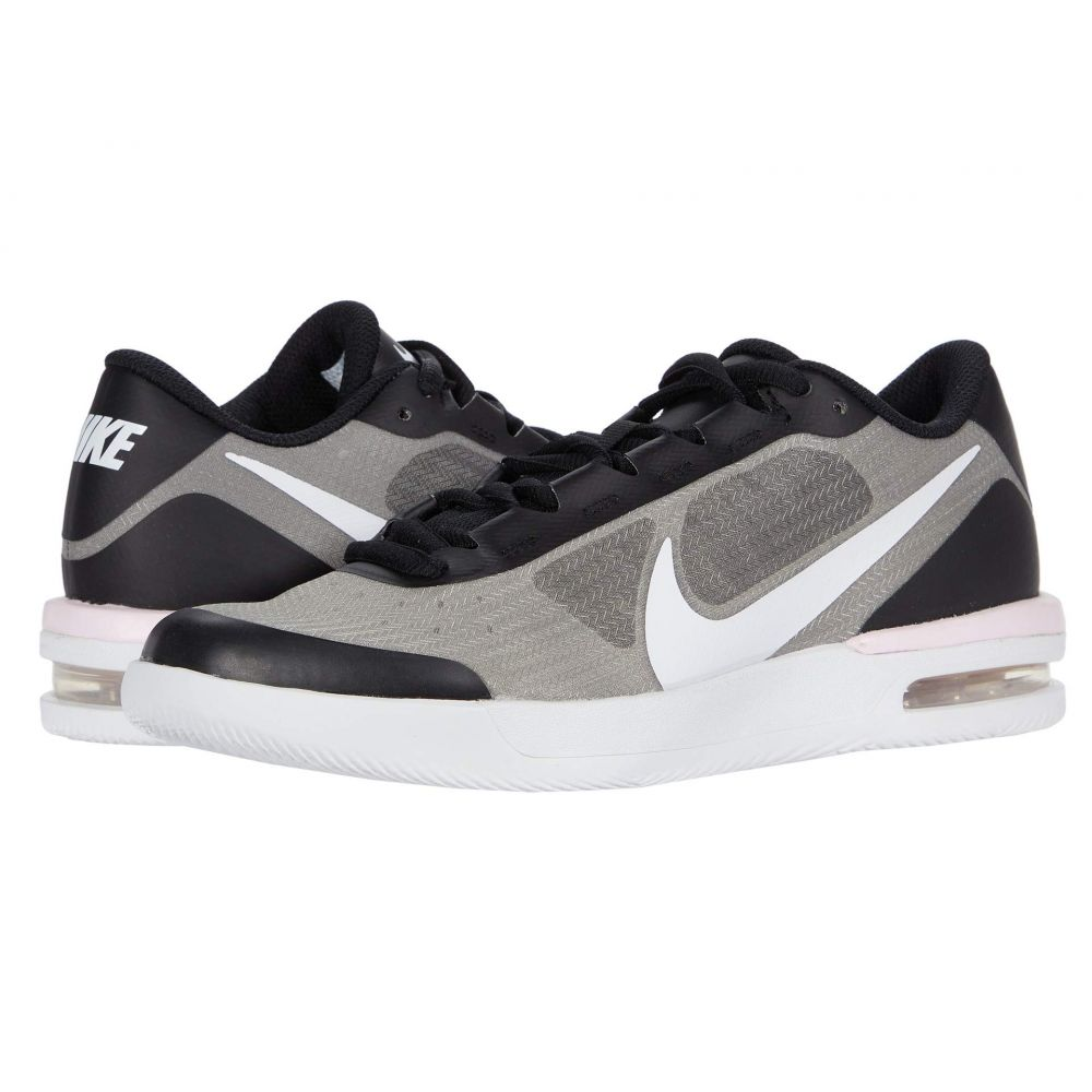 ナイキ Nike レディース スニーカー シューズ・靴【Court Air Max Vapor Wing MS】Black/White/Pink Foam