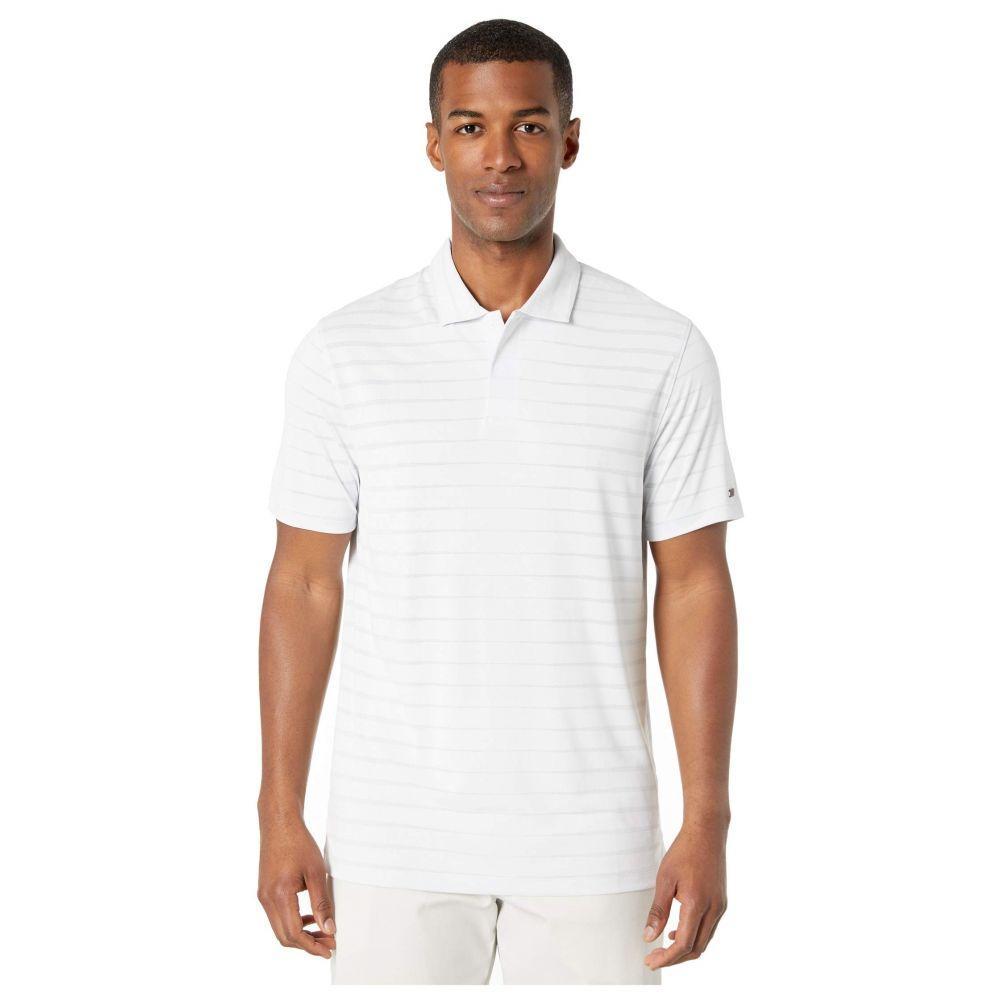 ナイキ Nike Golf メンズ ポロシャツ トップス【TW Dry Polo Novelty】White/Sky Grey