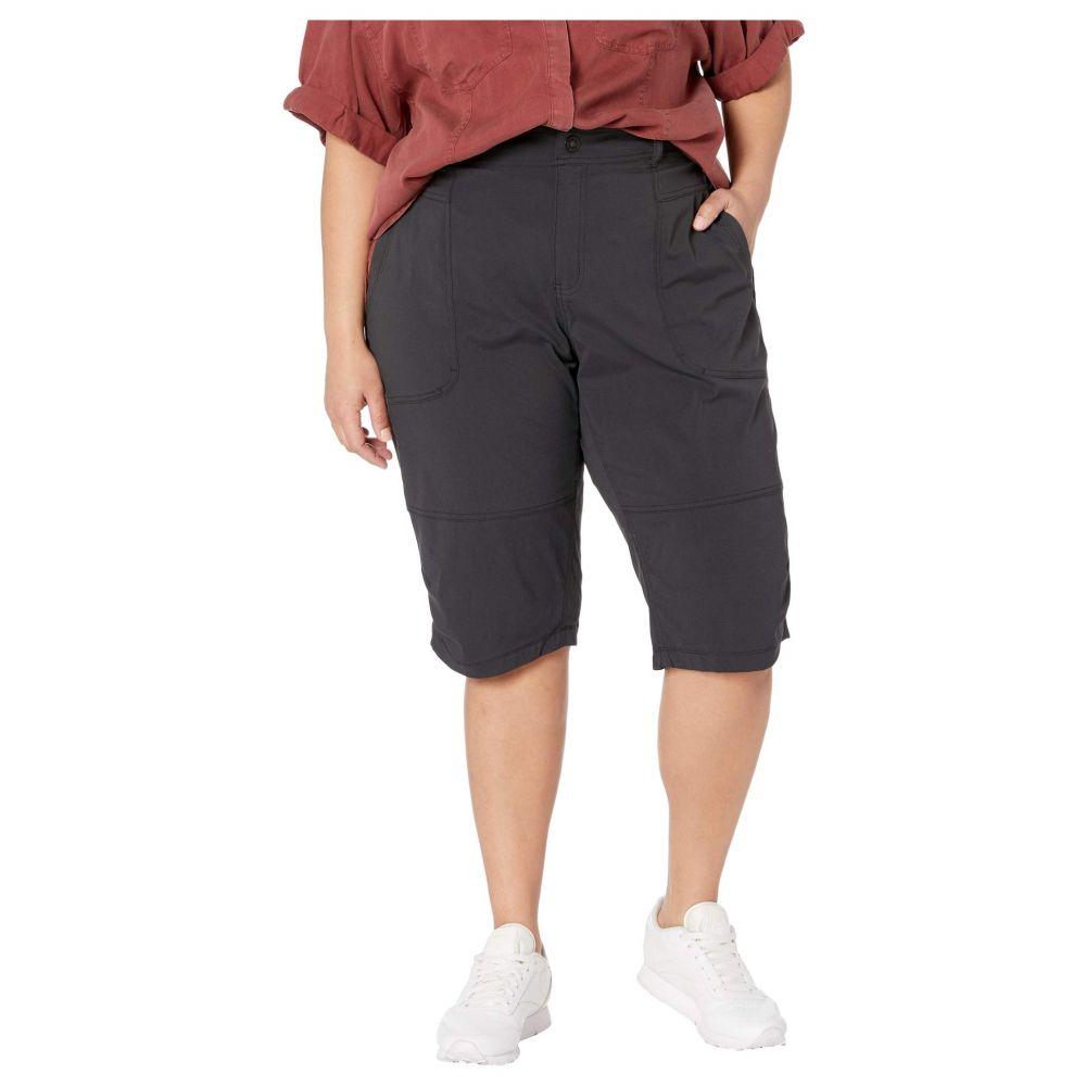 プラーナ Prana レディース ショートパンツ 大きいサイズ ボトムス・パンツ【Plus Size Revenna Knickers】Black