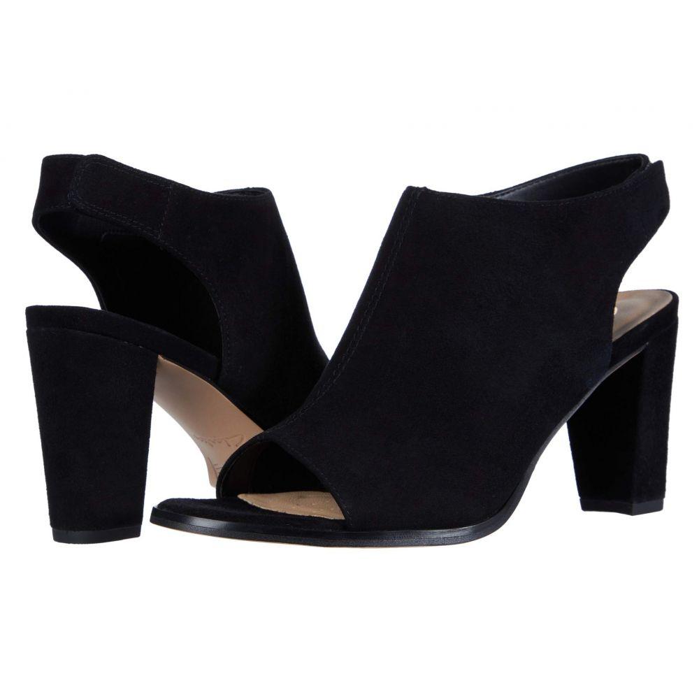 クラークス Clarks レディース サンダル・ミュール シューズ・靴【Kaylin Sling】Black Suede