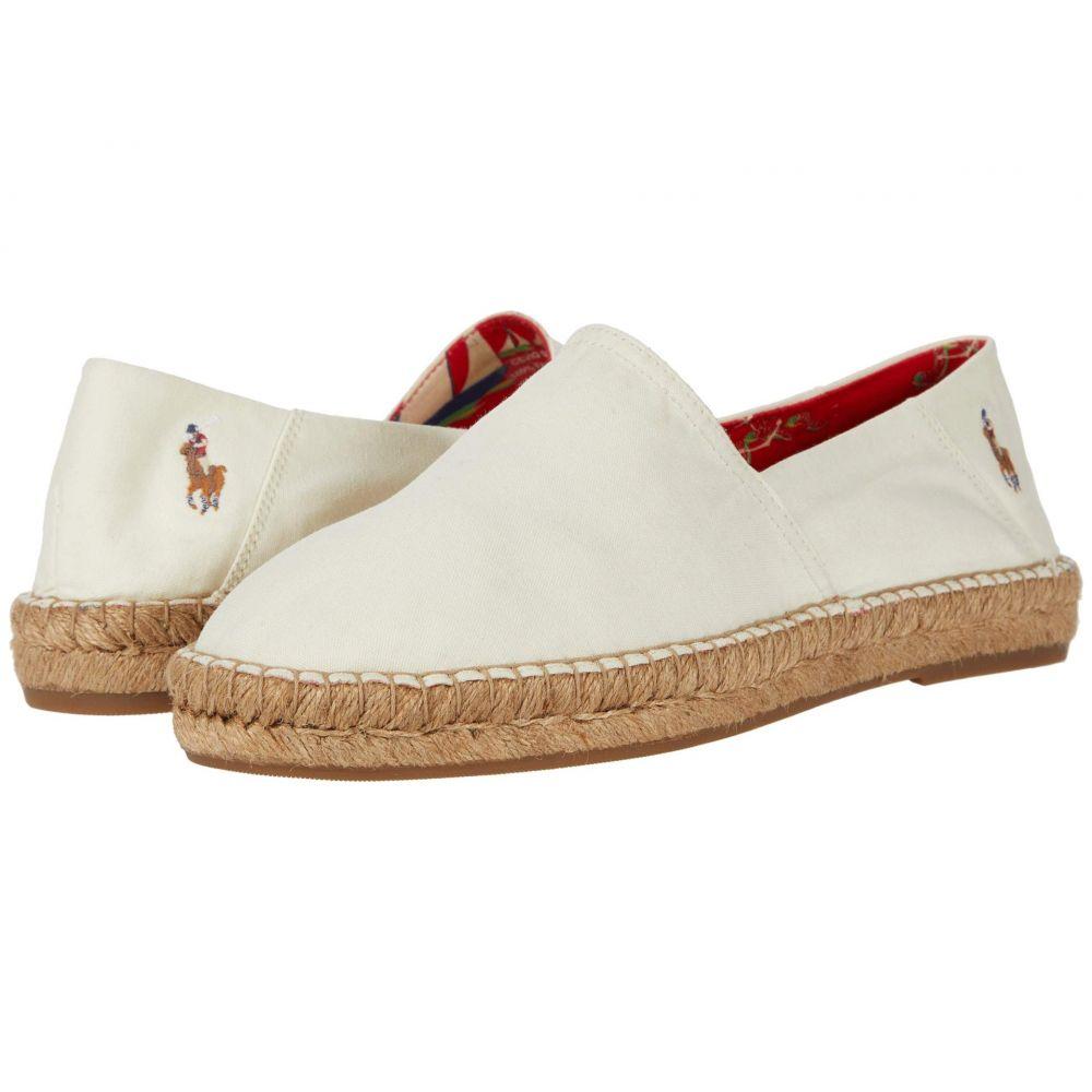 ラルフ ローレン Polo Ralph Lauren メンズ ローファー シューズ・靴【Cevio Slip】Chic Creme