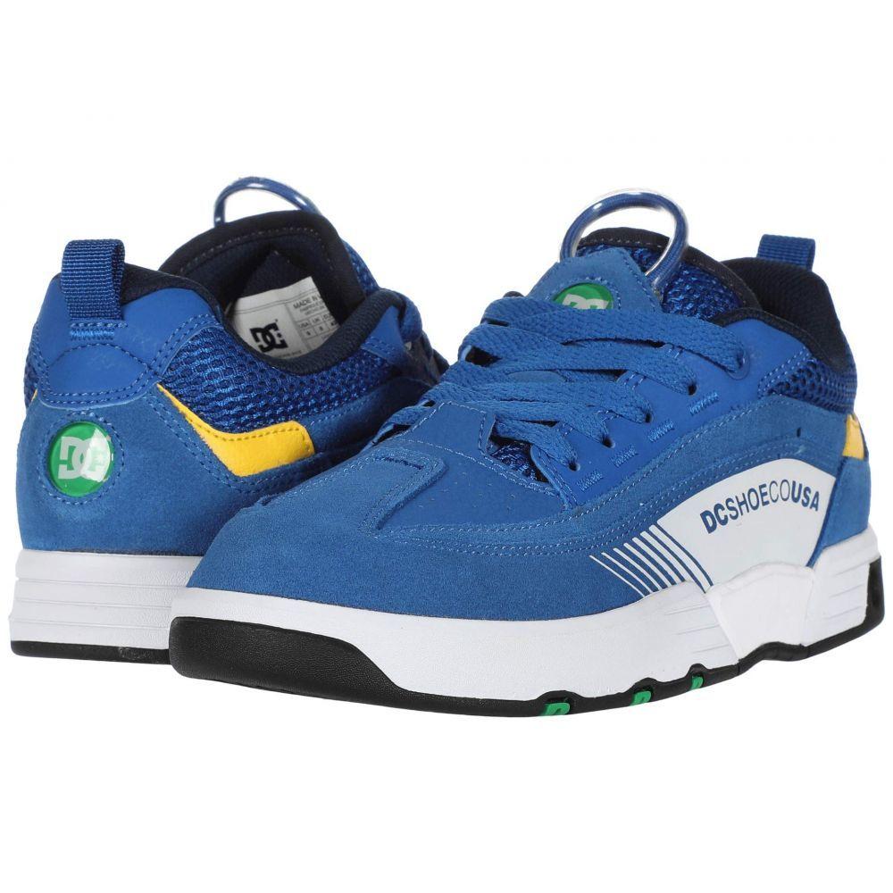 ディーシー DC メンズ スニーカー シューズ・靴【Legacy 98 Slim】Blue