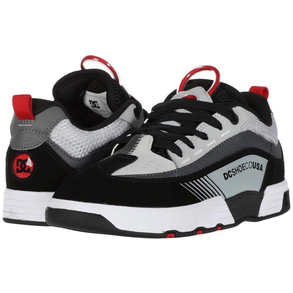 ディーシー DC メンズ スニーカー シューズ・靴【Legacy 98 Slim】Black/Grey/Red