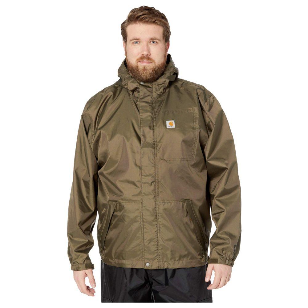 カーハート Carhartt メンズ ジャケット 大きいサイズ アウター【Big & Tall Dry Harbor Jacket】Tarmac