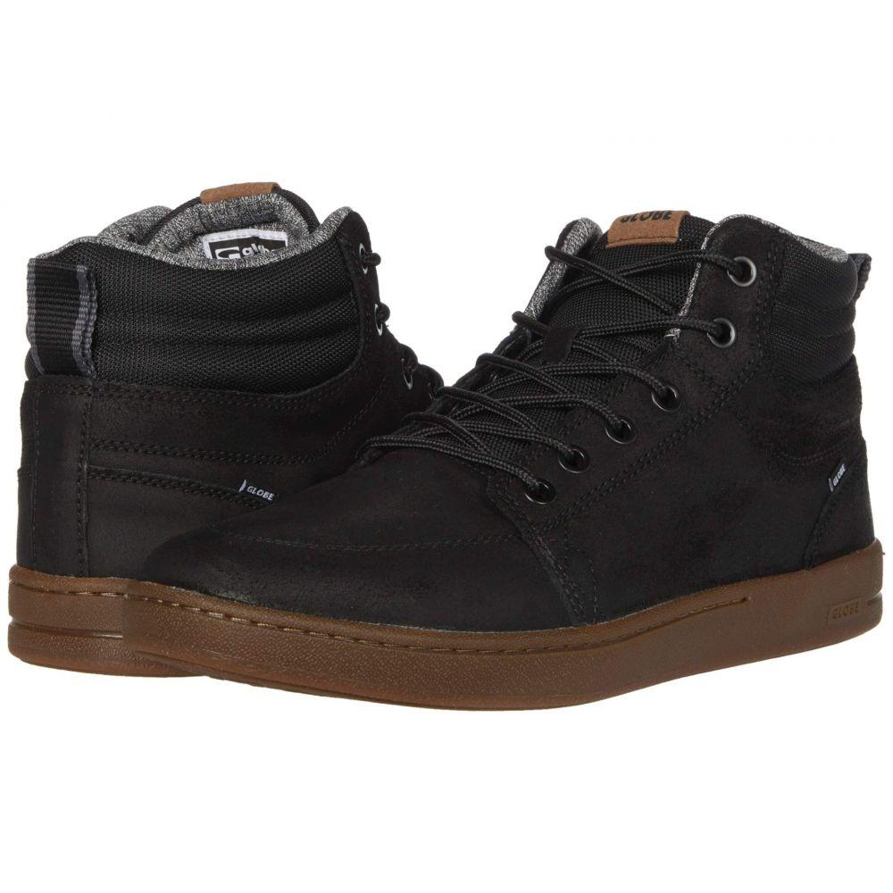 グローブ Globe メンズ スニーカー シューズ・靴【GS Boot】Black Oiled/Gum