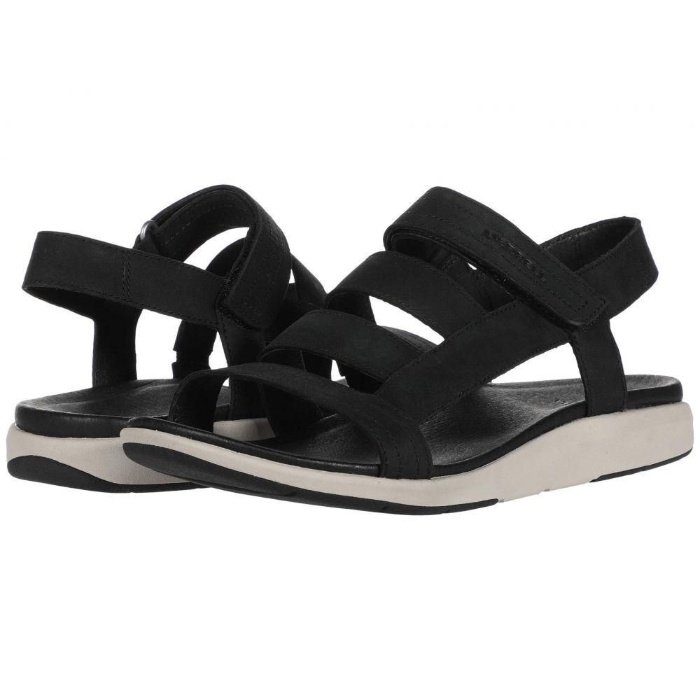 メレル Merrell レディース サンダル・ミュール バックストラップ シューズ・靴【Kalari Lore Backstrap】Black