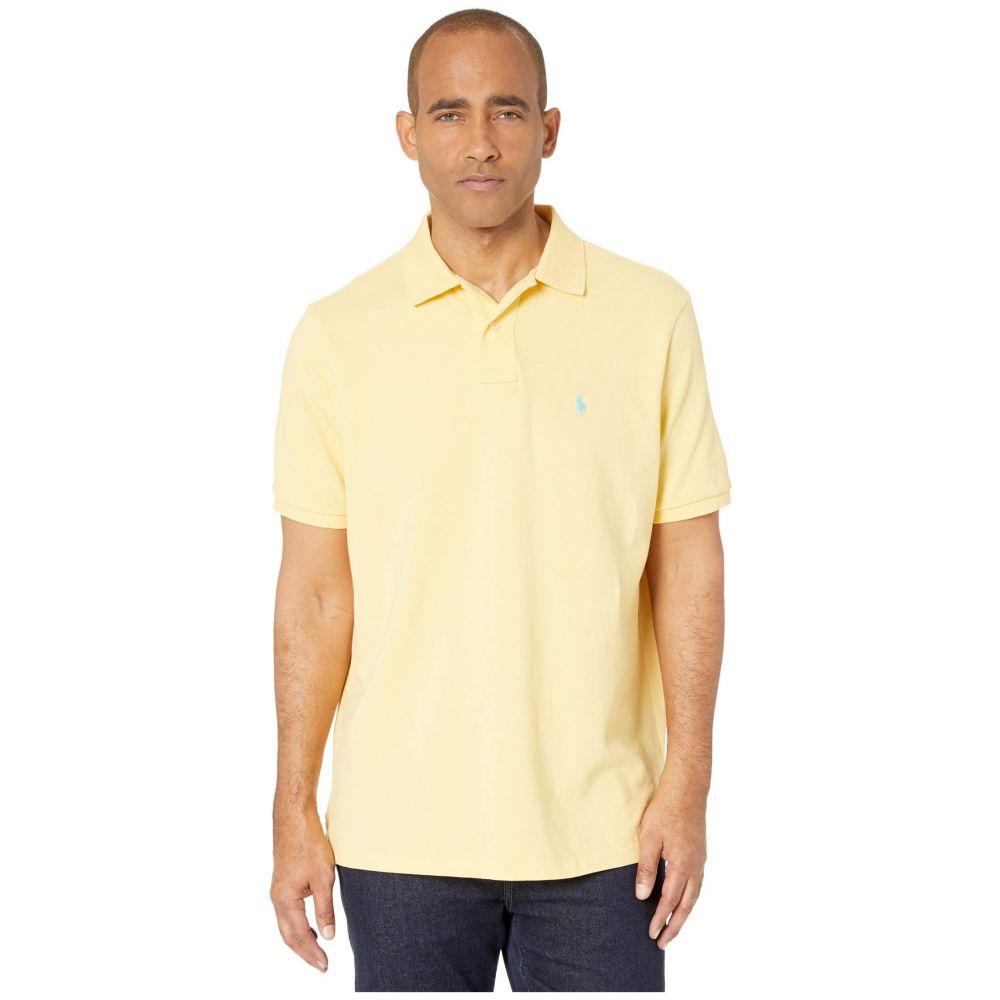 ラルフ ローレン Polo Ralph Lauren メンズ ポロシャツ トップス【Classic Fit Mesh Polo】Empire Yellow