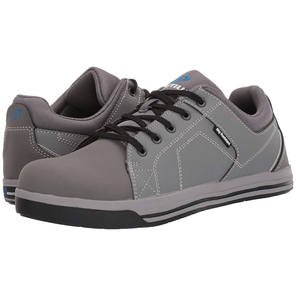 ノーチラス Nautilus メンズ スニーカー シューズ・靴【Westside EH Steel Toe N1421】Grey