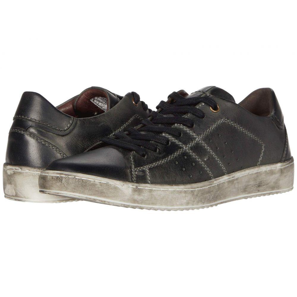 ロエン Roan メンズ スニーカー シューズ・靴【Henson】Dark Grey Burnished