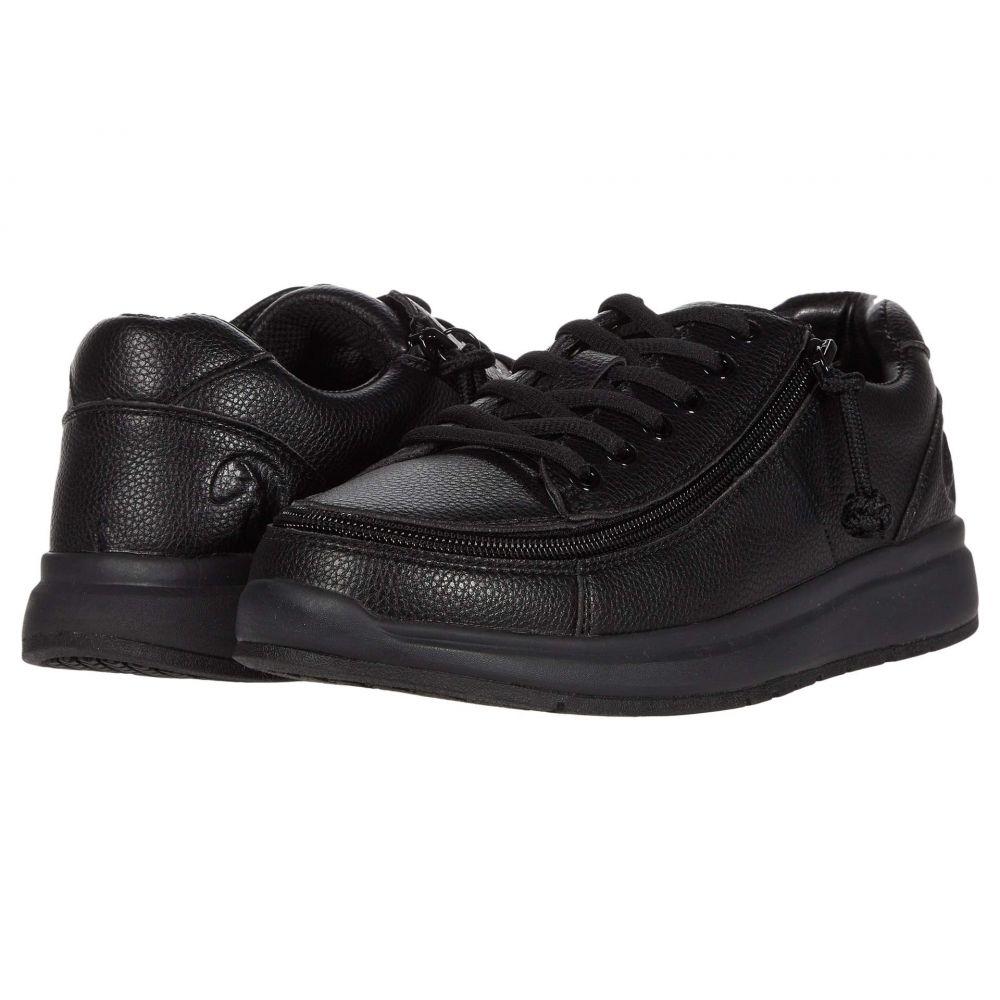 ビリーフットウェア BILLY Footwear メンズ スニーカー シューズ・靴【Work Comfort Lo】Black/Black
