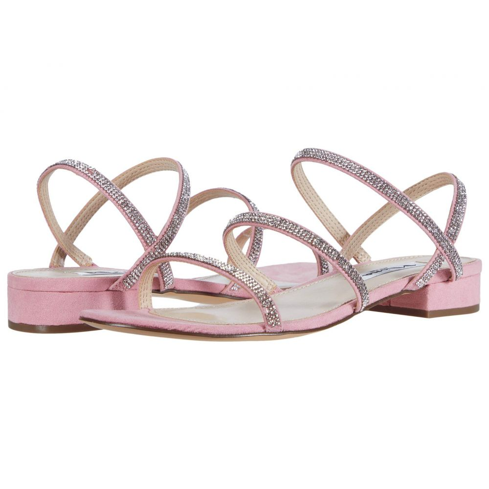 ニナ Nina レディース サンダル・ミュール シューズ・靴【Swan】Rosie Glam Suede