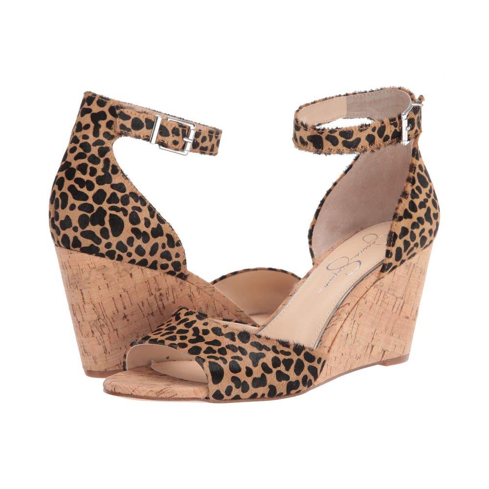 ジェシカシンプソン Jessica Simpson レディース サンダル・ミュール シューズ・靴【Cervena 2】Natural