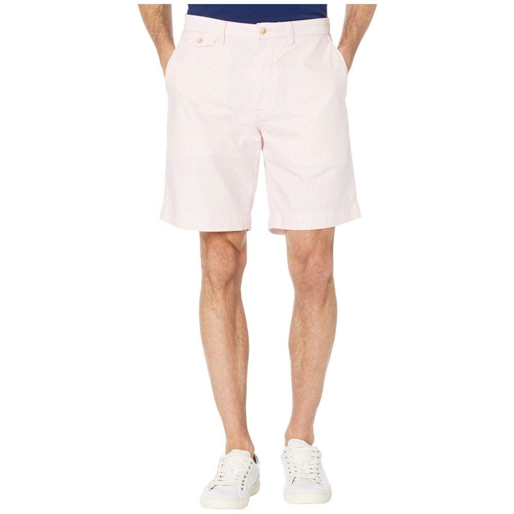 ラルフ ローレン Polo Ralph Lauren メンズ ショートパンツ ボトムス・パンツ【Classic Fit Stretch Bedford 9' Shorts】Pink Multi