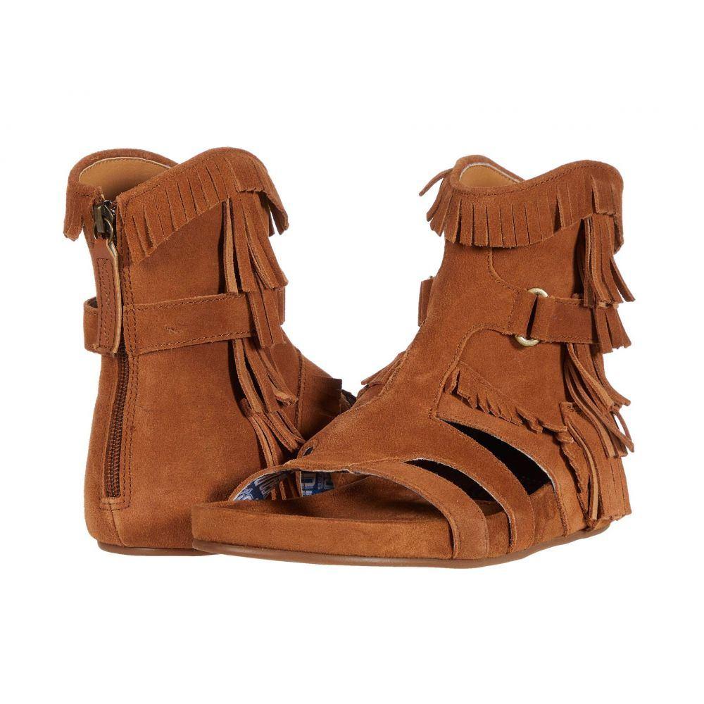 ディンゴ Dingo レディース サンダル・ミュール シューズ・靴【SunnyDay】Whiskey