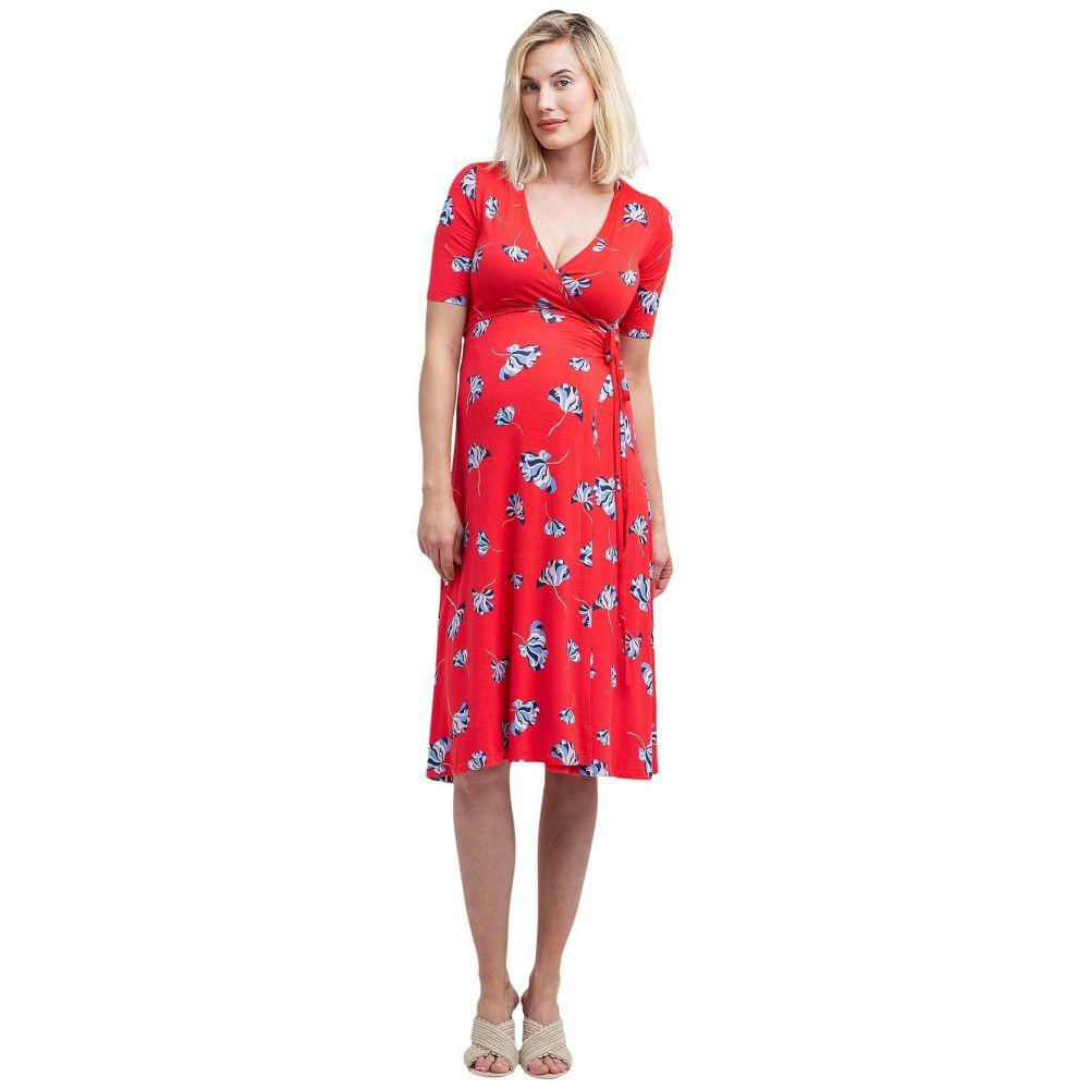 ノム NOM Maternity レディース ワンピース マタニティウェア ワンピース・ドレス【Maya Maternity Dress】Poppy