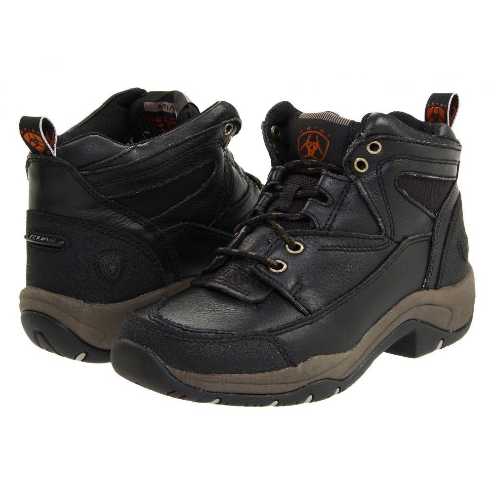 アリアト Ariat レディース ハイキング・登山 シューズ・靴【Terrain】Black