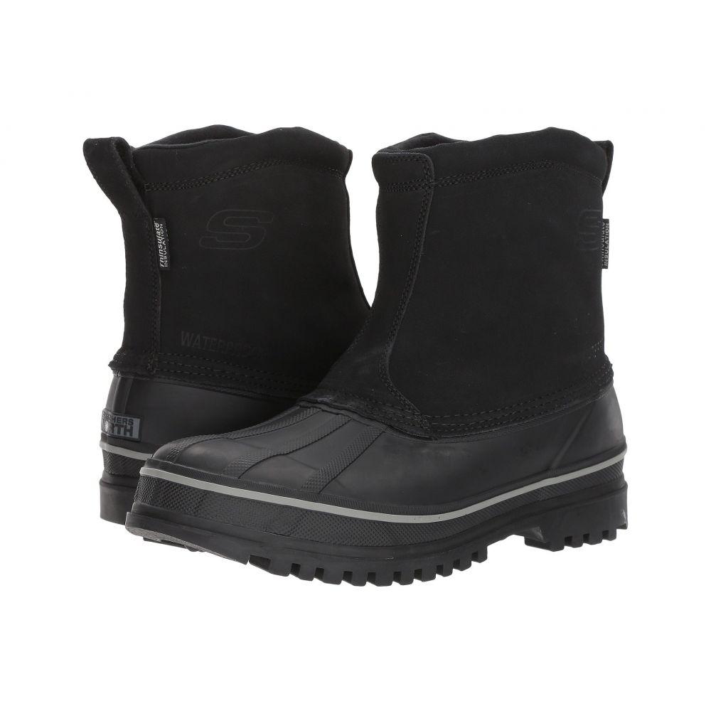 スケッチャーズ SKECHERS メンズ ブーツ シューズ・靴【Revine】Black