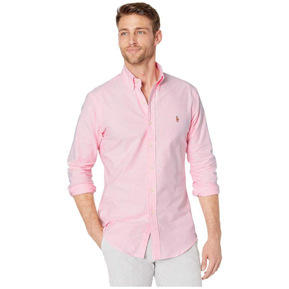 ラルフ ローレン Polo Ralph Lauren メンズ シャツ トップス【Slim Fit Stretch Oxford Shirt】BSR Pink