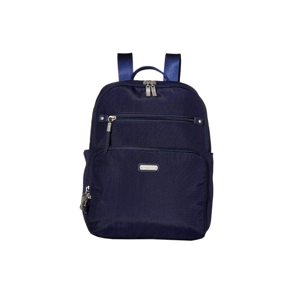 バッガリーニ Baggallini レディース バックパック・リュック バッグ【New Classic Explorer Backpack】Navy
