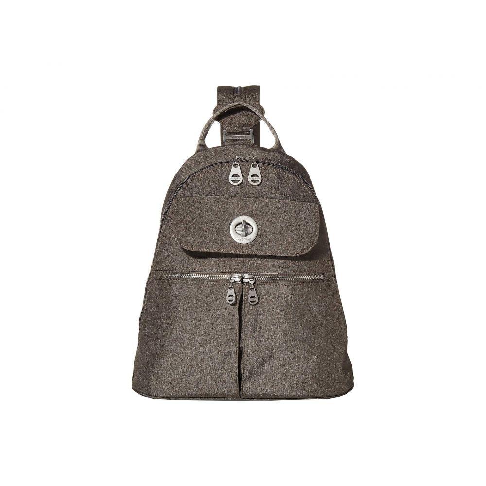 バッガリーニ Baggallini レディース バックパック・リュック バッグ【International Naples Convertible Backpack】Sterling Shimmer
