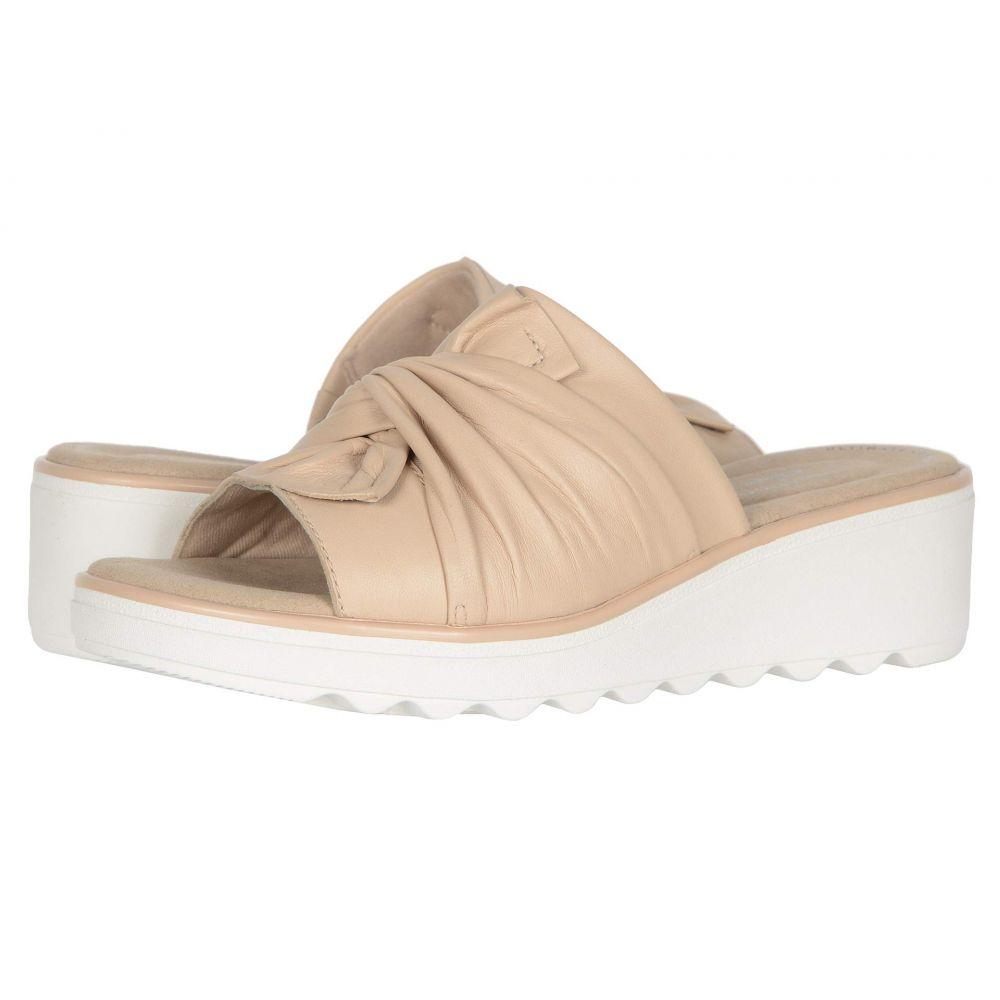 クラークス Clarks レディース サンダル・ミュール シューズ・靴【Jillian Leap】Blush Leather